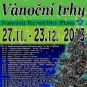Vánoční trh 27.11.-23.12. 2013