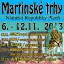 Martinský trh 6.11.-12.11. 2013