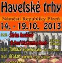 Havelský trh 14.10.-19.10. 2013