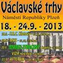 Václavské trhy 18.9. - 24.9. 2013