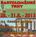 Bartolomějský trh 28.8. - 31.8. 2013