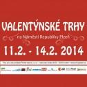 Valentýnský trh 11.2. - 14.2. 2014