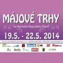 Májový trh 19.5.-22.5. 2014