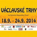 Václavské trhy 18.9. - 24.9. 2014