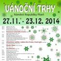 Vánoční trh 27.11.-23.12. 2014