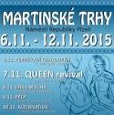Martinský trh 6. 11. - 12. 11. 2015