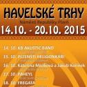Havelský trh 14. 10. - 20. 10. 2015