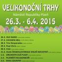 Josefovsko - velikonoční trh 26.3 - 6.4. 2015