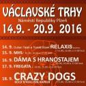 Václavské trhy 14. 9. - 20. 9. 2016