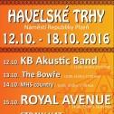 Havelský trh 12. 10. - 18. 10. 2016