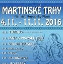 Martinský trh 4.11. - 11. 11. 2016