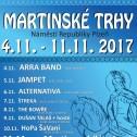 Martinský trh 4.11. - 11. 11. 2017