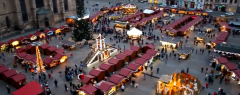 Slavnostní zahájení Vánočních trhů 2017