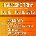 Havelský trh 10. 10. - 16. 10. 2018